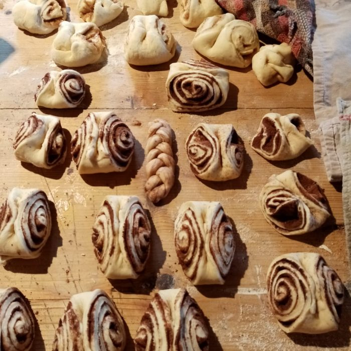 pulla making
